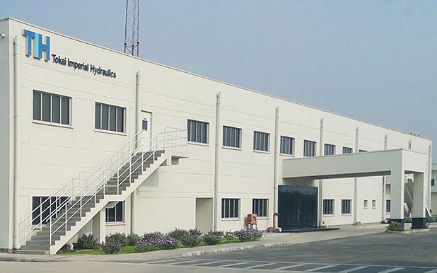 Global Network | Our Company | Sumitomo Riko Company Limited